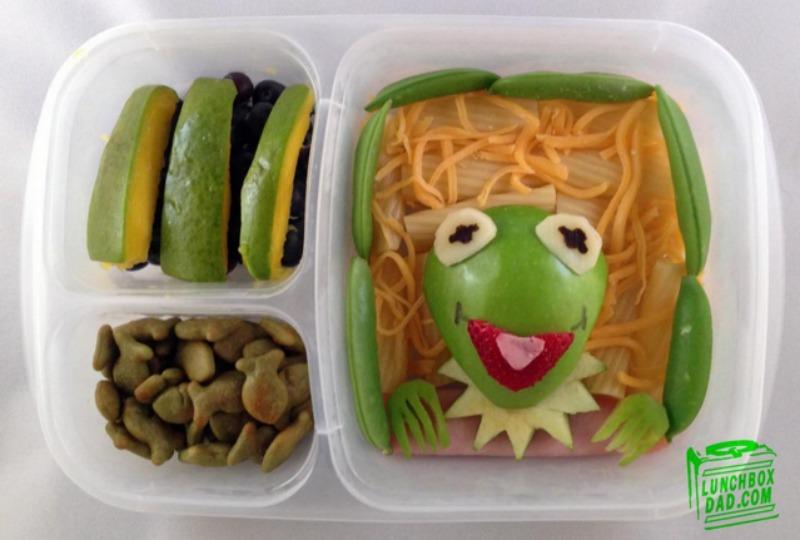 Creativos platos de comida 1