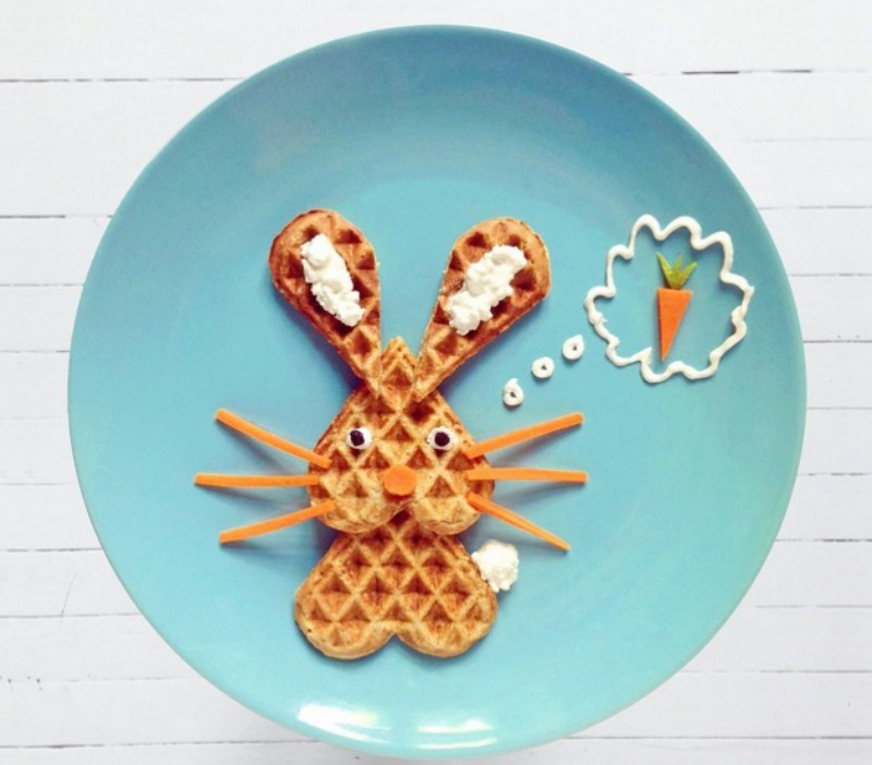 Creativos platos de comida 10