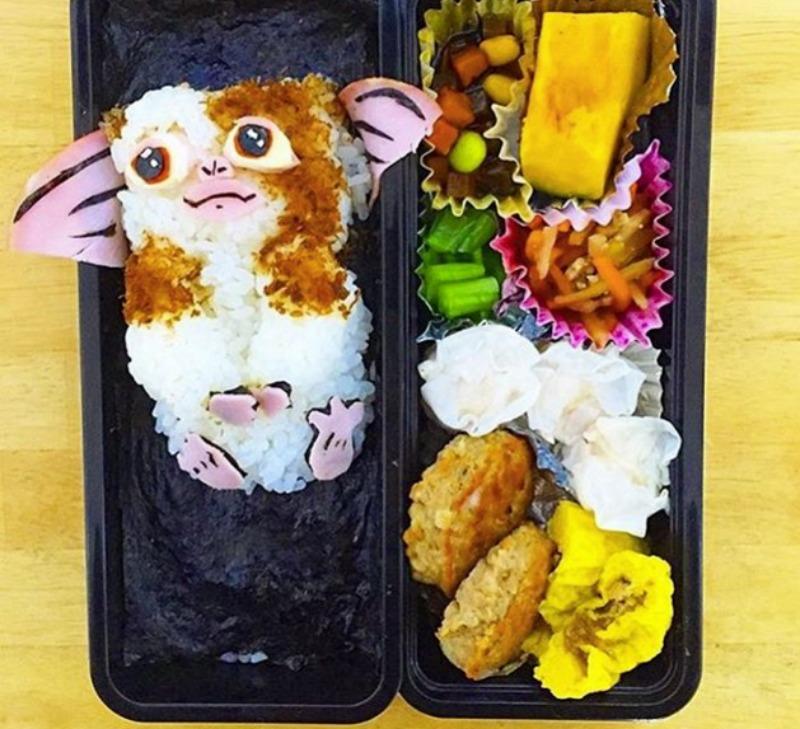 Creativos platos de comida 11