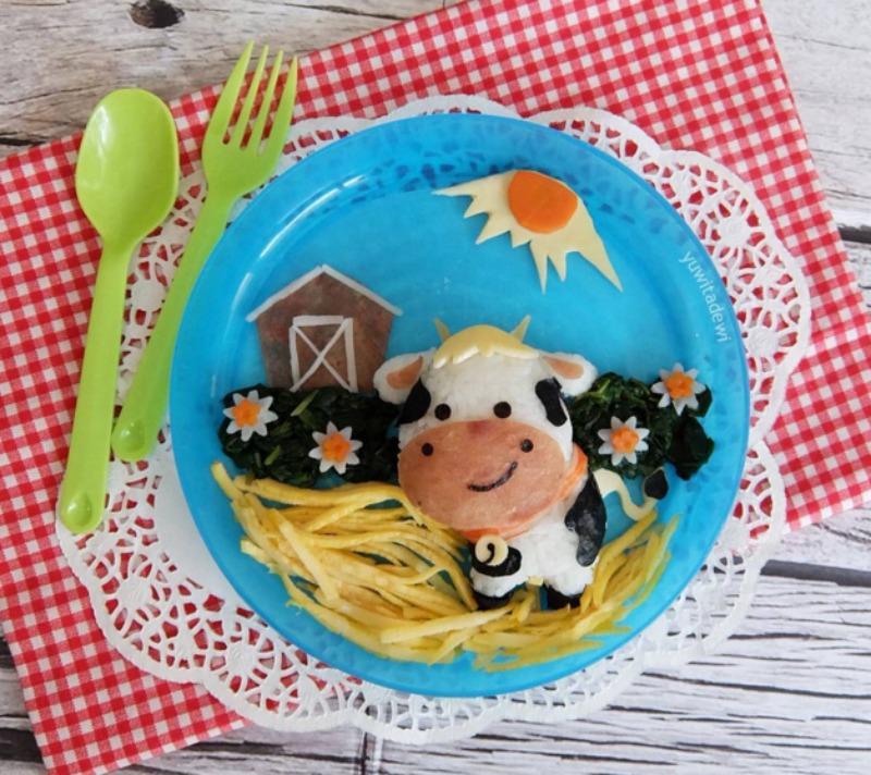 Creativos platos de comida 12