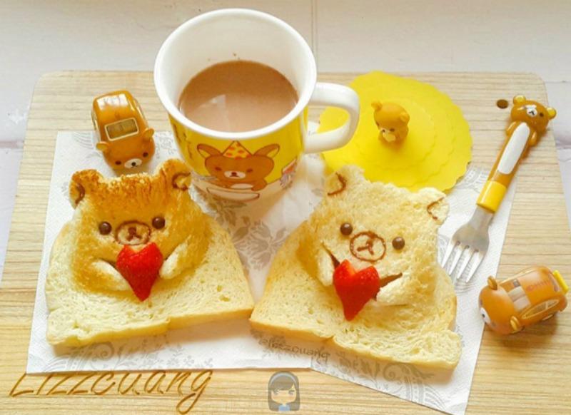 Creativos platos de comida 13