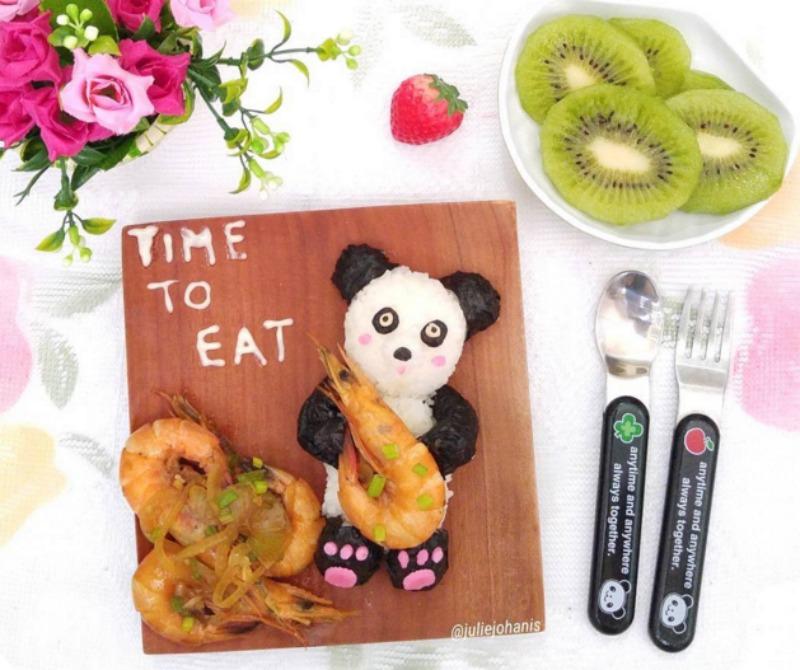 Creativos platos de comida 14