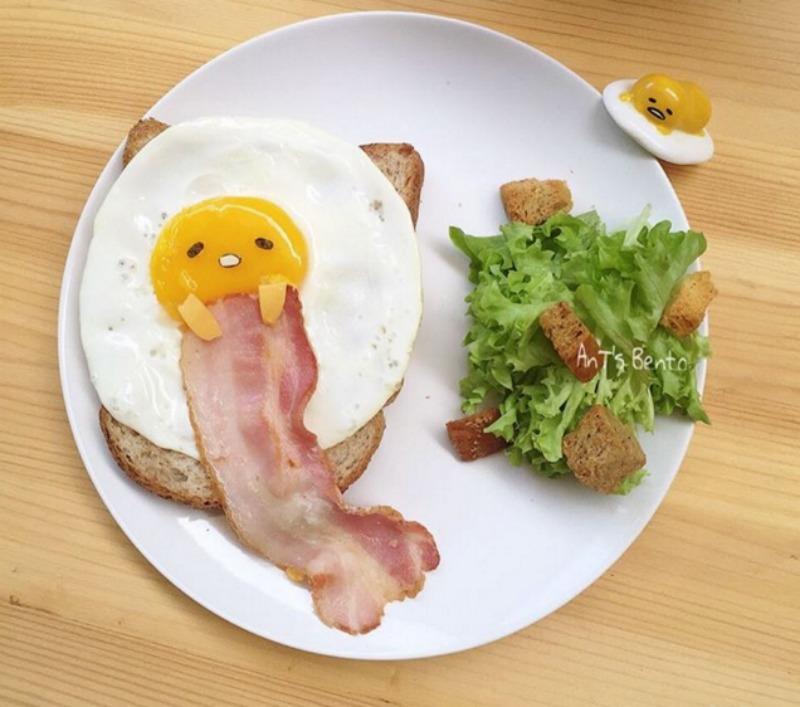 Creativos platos de comida 6