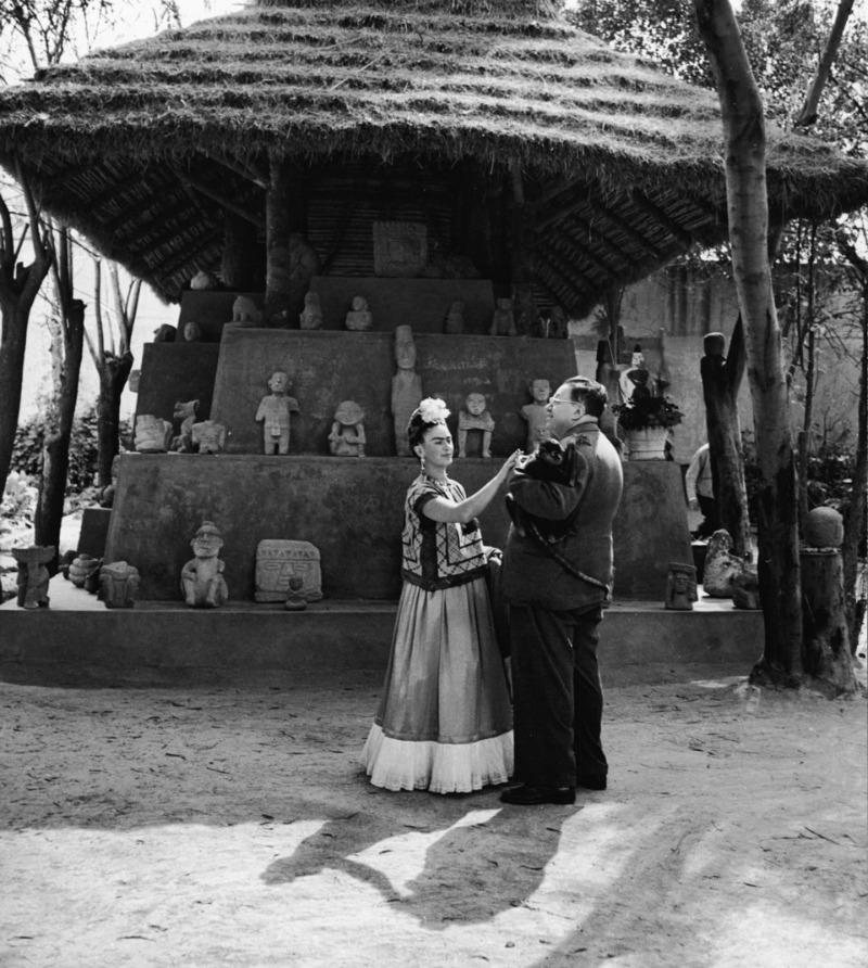 Fotos de Frida Kahlo foto 10