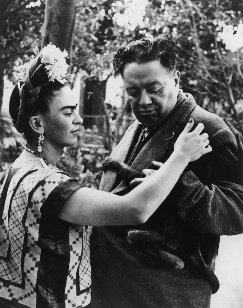 Fotos de Frida Kahlo foto 11
