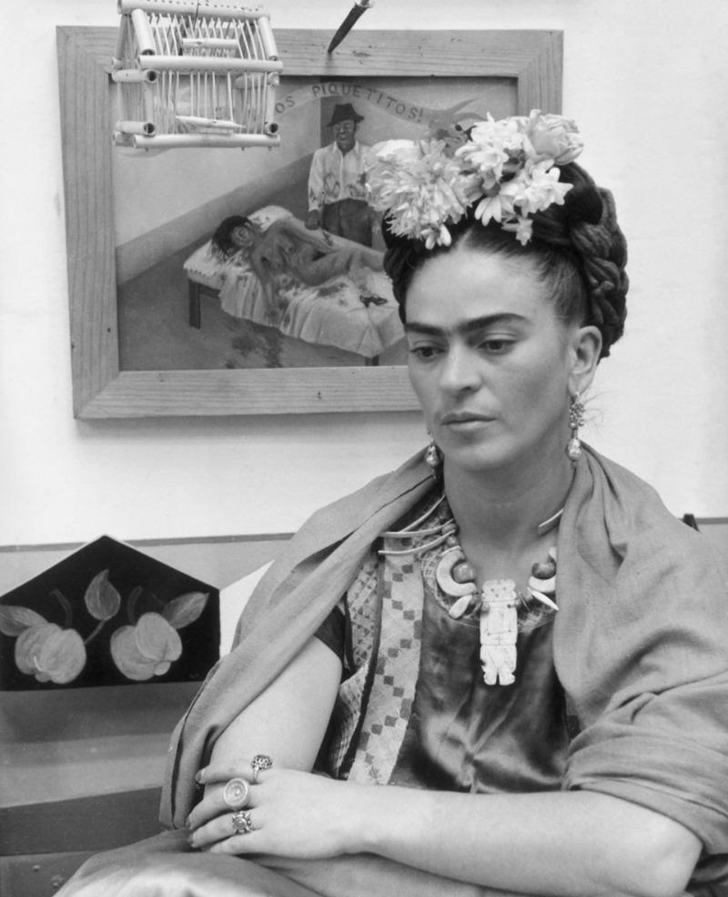 Fotos de Frida Kahlo foto 13