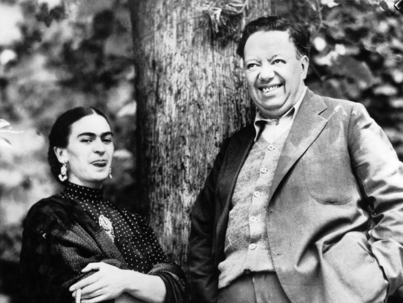 Fotos de Frida Kahlo foto 14