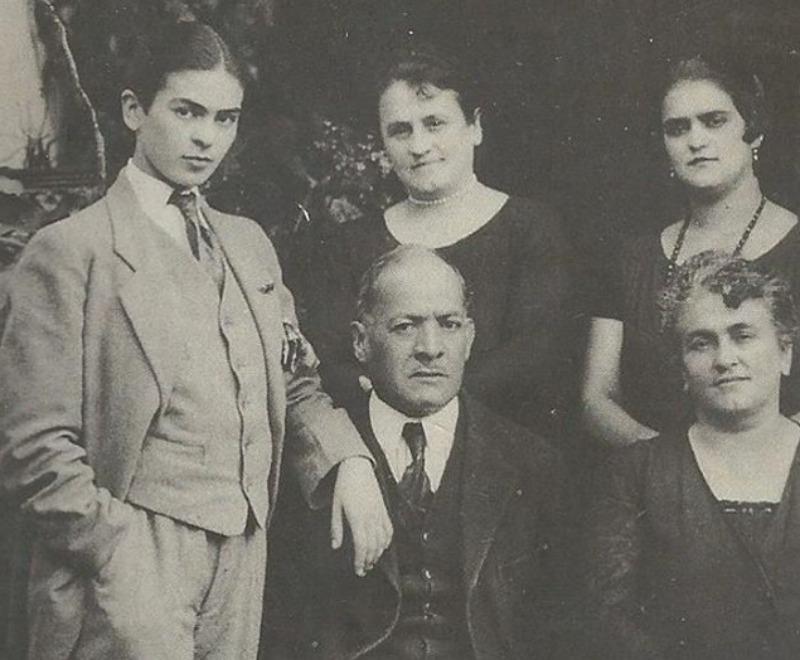 Fotos de Frida Kahlo foto 2