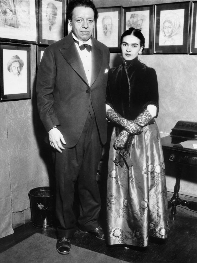 Fotos de Frida Kahlo foto 4