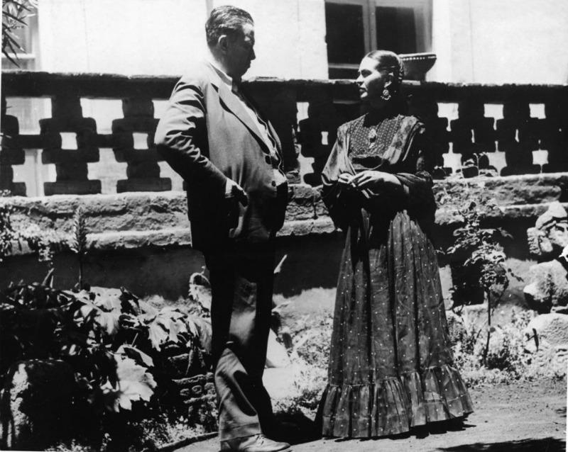 Fotos de Frida Kahlo foto 7