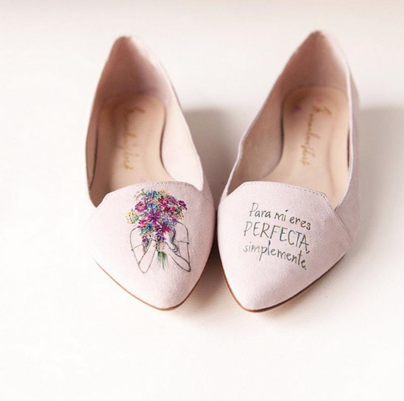 Zapatos personalizados 1
