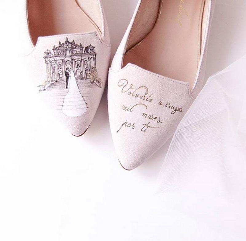 Zapatos personalizados 13