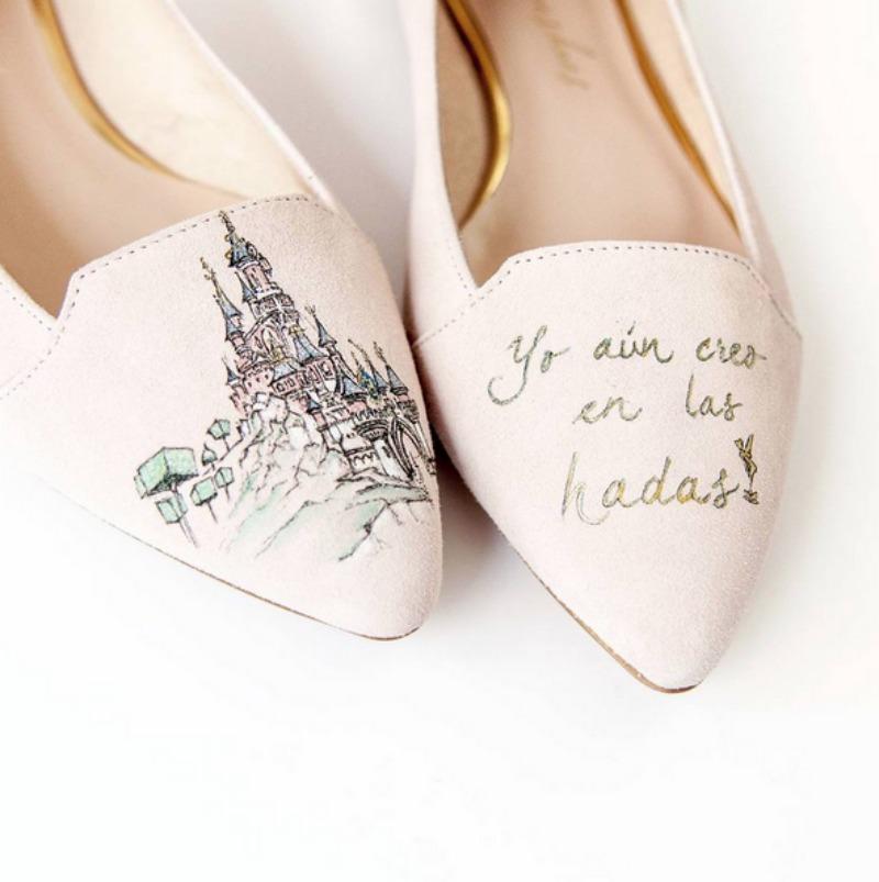 Zapatos personalizados 14