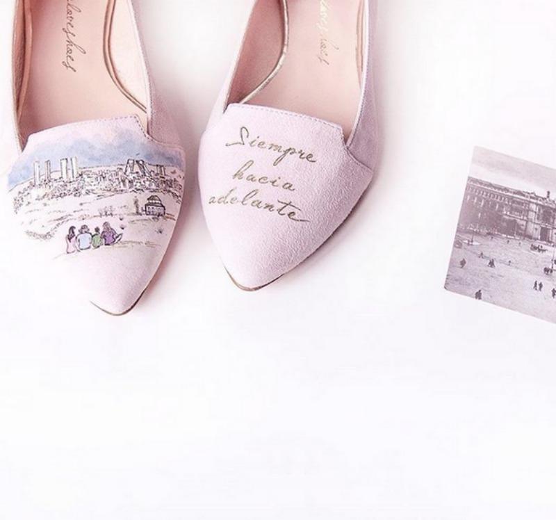 Zapatos personalizados 3