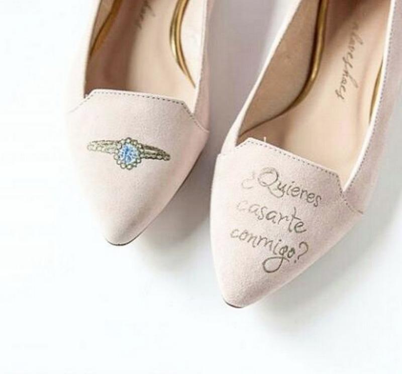 Zapatos personalizados 9