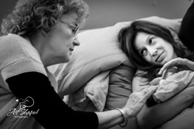Fotos de madres e hijas 16