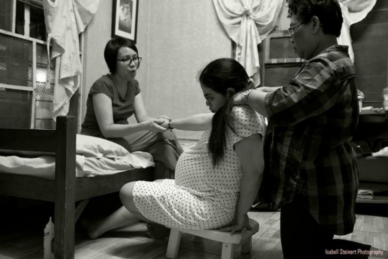 Fotos de madres e hijas 4