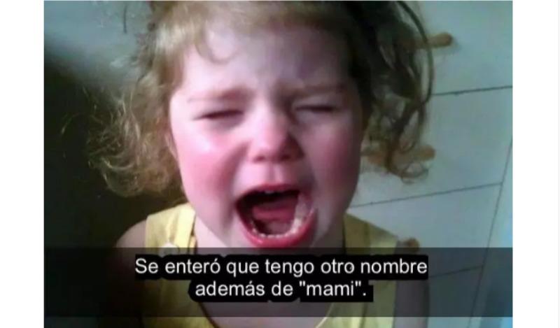 Ninos llorando 2