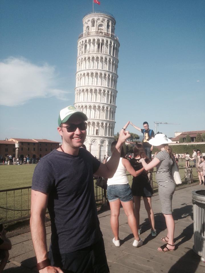 Turistas Pisa 1