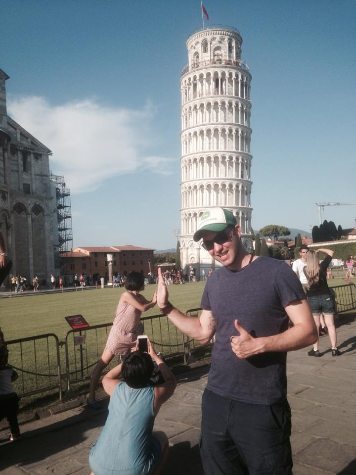 Turistas Pisa 3