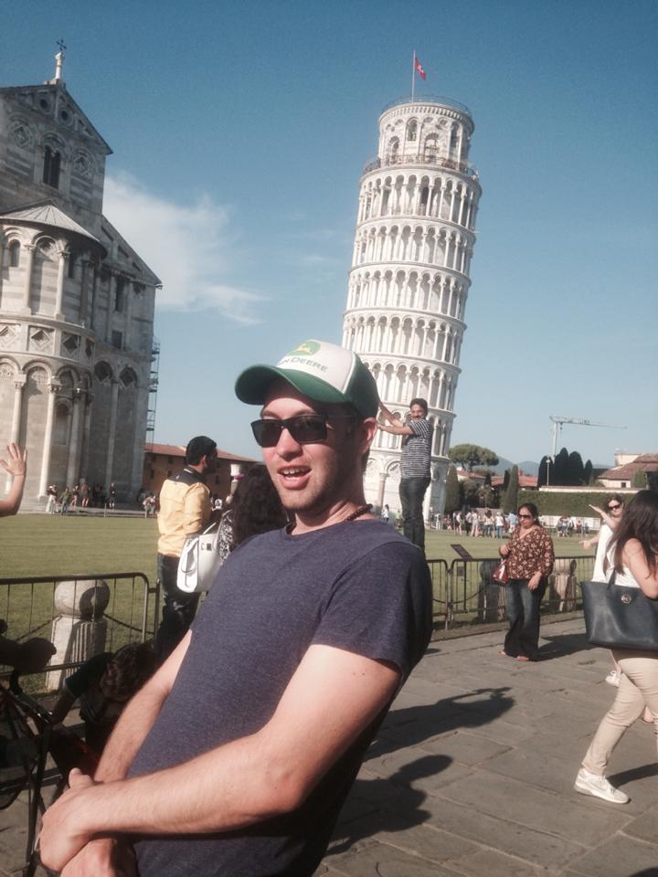Turistas Pisa 4