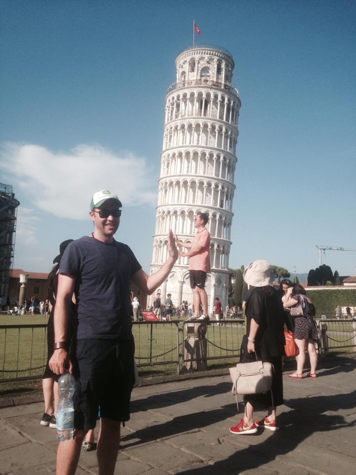 Turistas Pisa 5