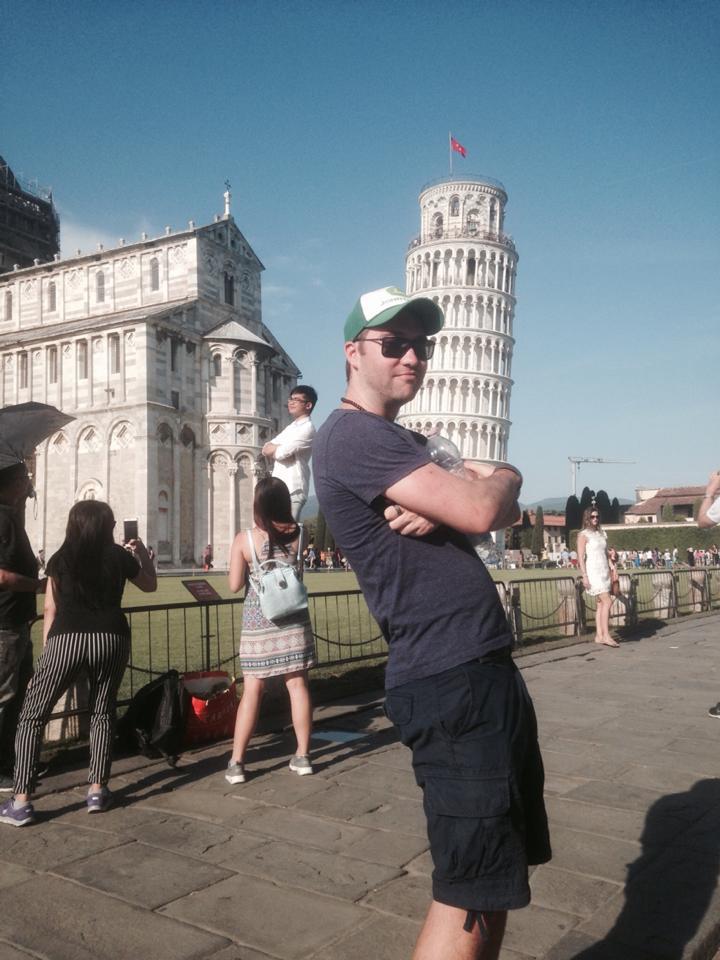 Turistas Pisa 6