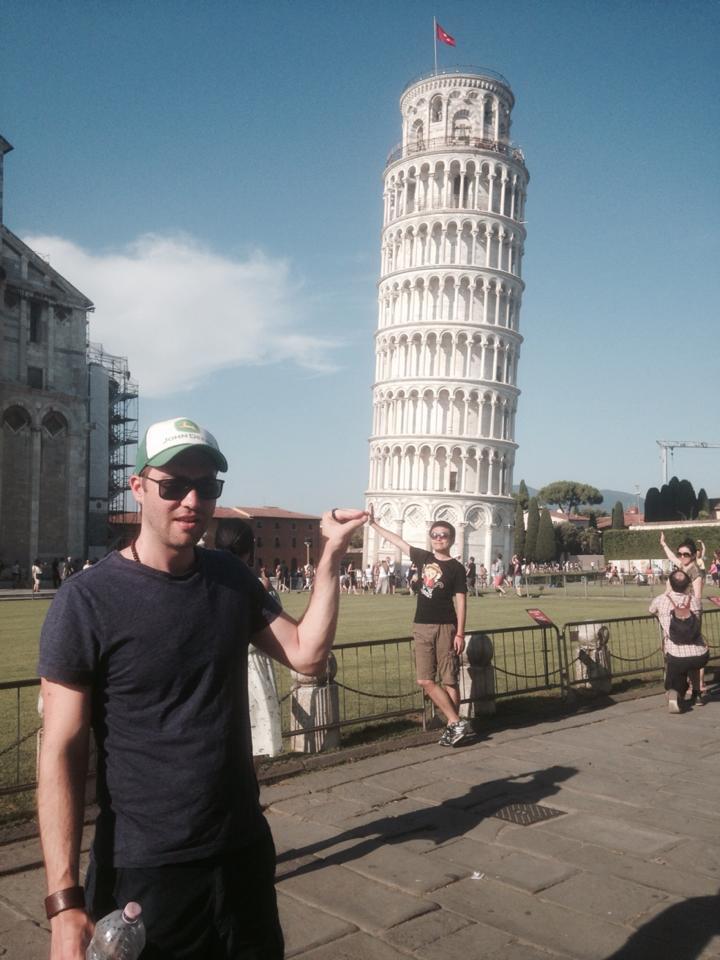 Turistas Pisa 7