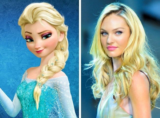 modelos princesas 15